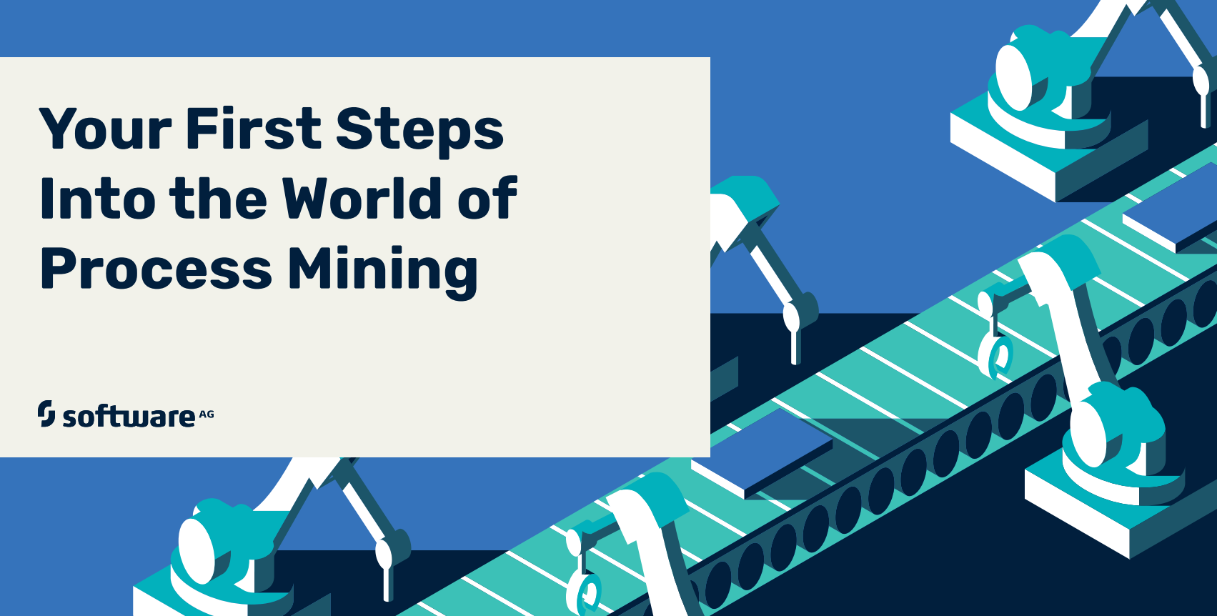 Cover - Your First Steps Into the World of Process Mining